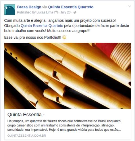 Quinta-face
